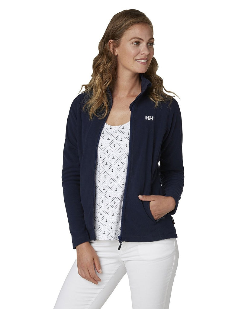 W DAYBREAKER FLEECE JACKET - Ocean Off Price