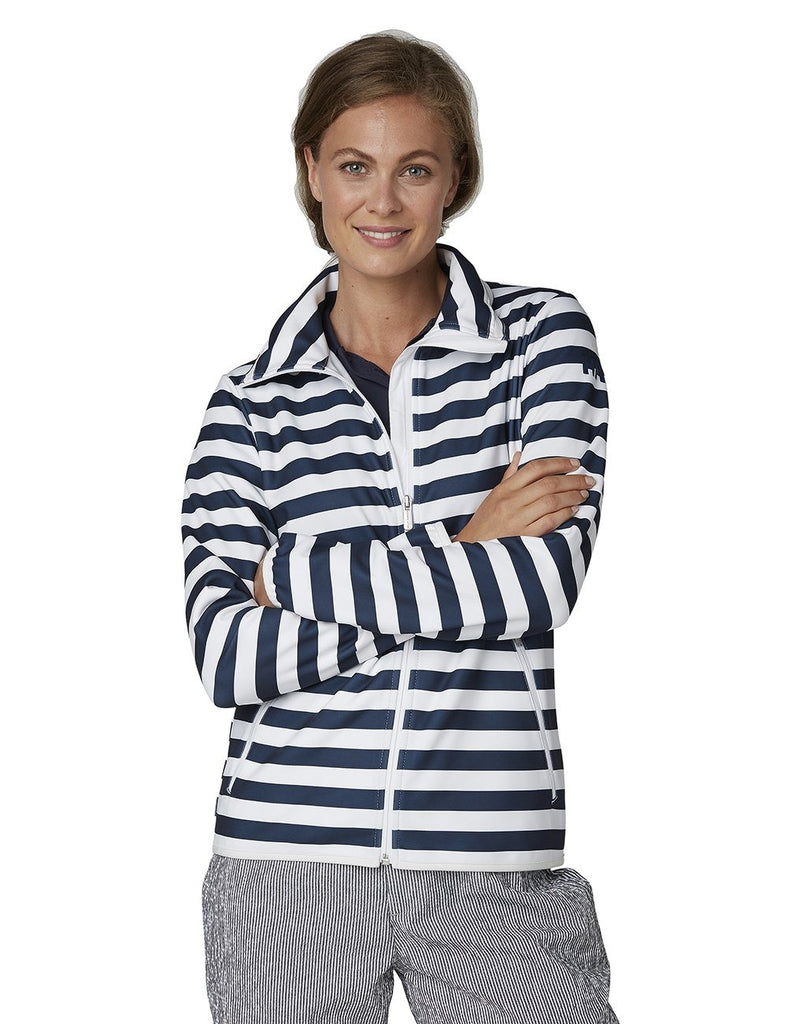 W NAIAD FLEECE JACKET I - Ocean Off Price
