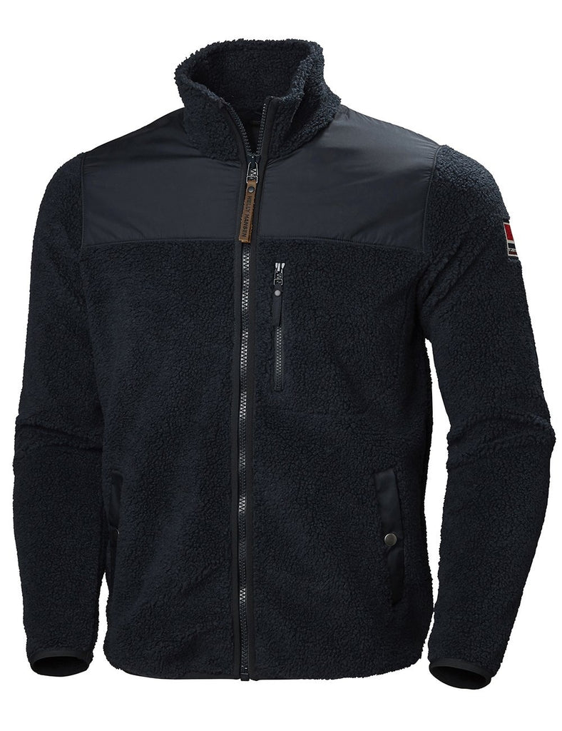 1877 PILE JACKET - Ocean Off Price