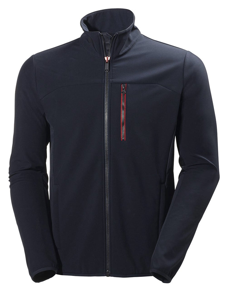 CREW SOFTSHELL JACKET - Ocean Off Price