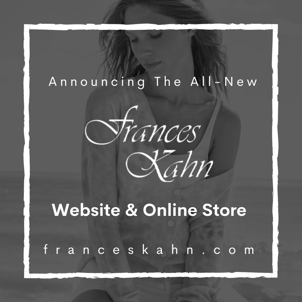 New Website & Online Store