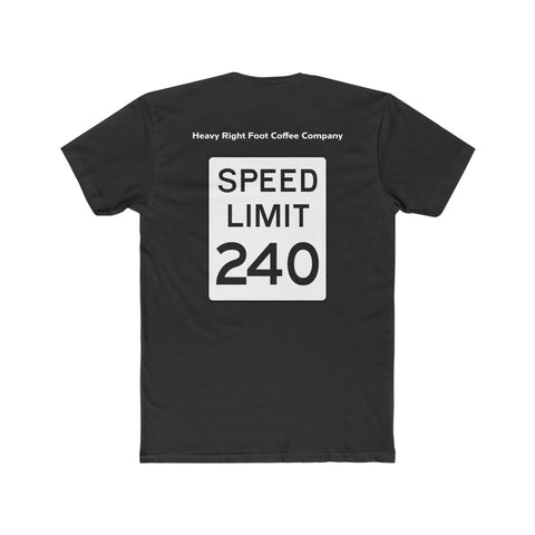 Speed Limit 240 MPH Tee