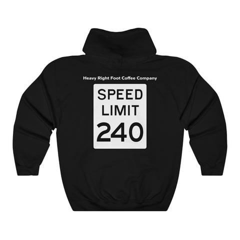 Unisex Speed Limit Hoodie- multiple colors