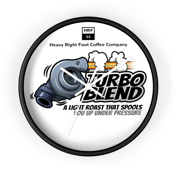 Turbo clock