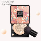 Women Facial Makeup BB Cream Professional Whitening Foundation Beauty Air Cushion Concealer