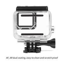 Load image into Gallery viewer, SHOOT 45m Underwater Waterproof Case for GoPro Hero 6 5 7 Black Diving Protective Cover Housing Mount for Go Pro 6 5 7 Accessory