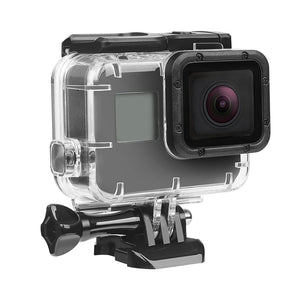 SHOOT 45m Underwater Waterproof Case for GoPro Hero 6 5 7 Black Diving Protective Cover Housing Mount for Go Pro 6 5 7 Accessory