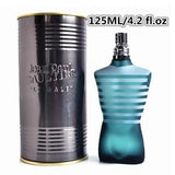 Men's Fashion Charming Gaultier Perfume Classic Fresh Cologne for Male Fragrance 0.5ML/5ML/125ML/4.23OZ