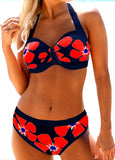 Women Swimsuit Swimwear Bathing Suit Bikini Set Two Pieces Swimming Suit Beachwear