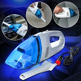 New Auto Accessories Portable Car Vacuum Cleaner Handheld Mini Super Suction Wet And Dry Dual Use Vaccum Cleaner For Car