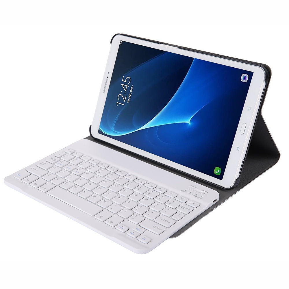 Galaxy Tab S5e 10.5 Keyboard Case, PU Leather Auto Sleep/Wake with Magnetically Detachable Wireless Keyboard for Samsung Galaxy Tab A 10.1 2019/Tab A 10.5/Tab S4 10.5/Tab A 10.1 T580