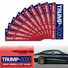 Load image into Gallery viewer, 5Pcs Donald Trump for President 2020 Make America Great Again Trump Bumper Stickers Car Sticker