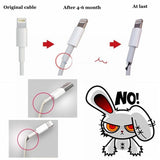 5/10/20PCS Lightning Charger Cable Saver Protector for Mobile Phone Ipad Lovely Mini Wire Protection Cable Cord Phone Cord Accessories
