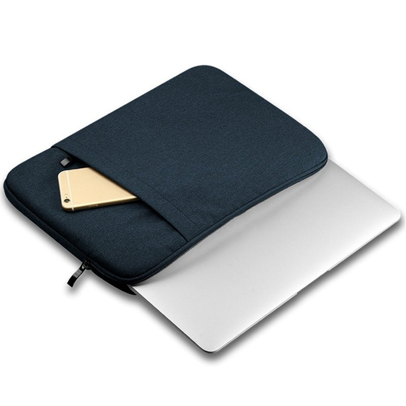 11-15 Inch Laptop Sleeve Multi-Color Water-Resistant Notebook Computer  Skin Cover Pocket Compatible  MacBook Pro/MacBook Air/Notebook