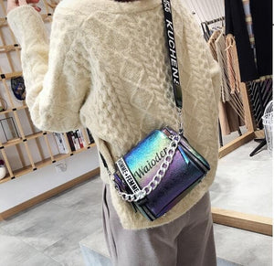 New Fashion Mini Shoulder Messenger Chain Bag Crossbody Bags for Women