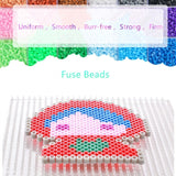 1000pcs/bag DIY  Beads 5mm  Beads Puzzle Education Toy  Puzzle Fuse Bead 3D Puzzles For Children