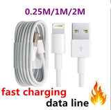 Original Data Lightning USB Charger Cable For Apple iPhone X 8 7 6 6s plus 5s SE