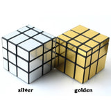 Mirror Magic Cube pro 3x3x3 cubo magic Puzzle Speed