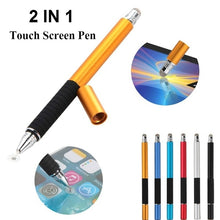 Load image into Gallery viewer, 5 Colors 13.2cm Capacitive Stylus Pen Screen Drawing Touch Pen for iPhone / Ipad / Smart Phone Tablet PC Computer