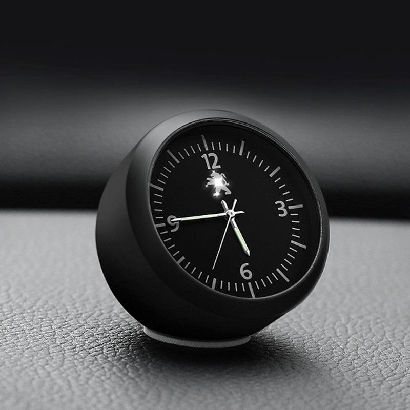 Multi-function Car Quartz Clock Socket Clock Car Interior Fragrance Electronics For All Car Clock Accessories