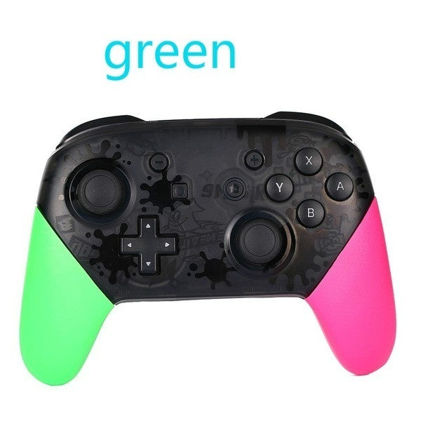 Splatoon2 Xenoblade Bluetooth Wireless Gamepad Remote Controller Joypad Game Player Console Joystick Switch Pro