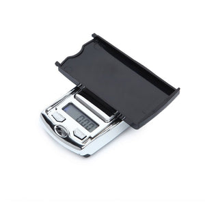 100/200*0.01g LCD Electronic Digital Pocket Scale Jewelry Gold Weighting Scale Gram Balance Weight Scales Car Key Scales