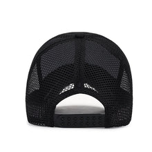 Load image into Gallery viewer, Fashion Net Cap Men's Anti-swing Sun Cap Recreational Sunshade Baseball Cap