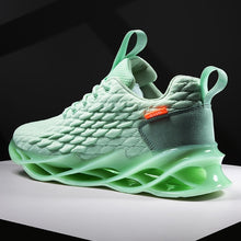 Load image into Gallery viewer, Newst Men Breathable Flying Weave Running Sport Shoes Fashion Casual Mesh Sneakers Outdoor Lightweight Trainers Shoes