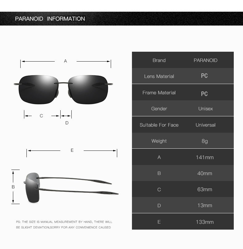 Men Sunglasses Retro Classic Sunglasses Fishing Glasses Travel Sunglasses Driving Glasses Outdoor Sports Cycling Sunglasses