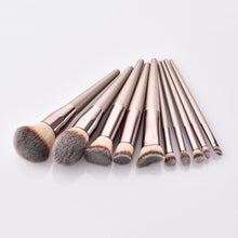 Load image into Gallery viewer, 1PCS Wooden Foundation Cosmetic Eyebrow Eyeshadow Brush Makeup Brush Sets Tools
