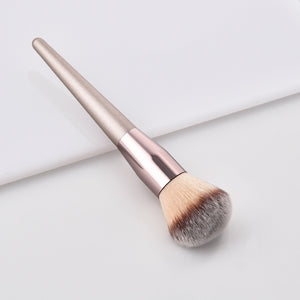 1PCS Wooden Foundation Cosmetic Eyebrow Eyeshadow Brush Makeup Brush Sets Tools