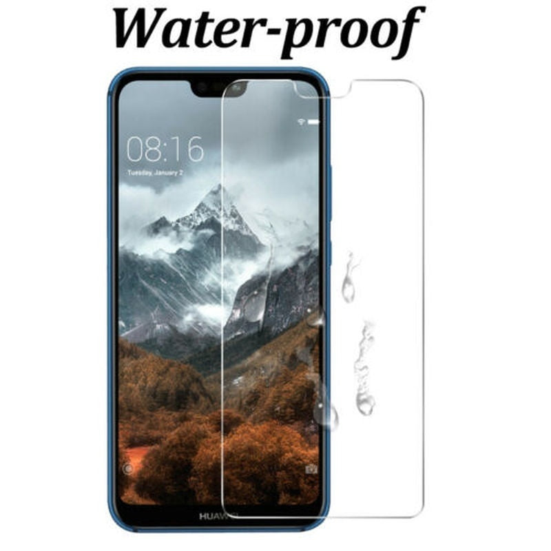 2 Pcs For Huawei  P30 P20 P10Pro Lite Tempered Glass Screen Protector Premium Guard