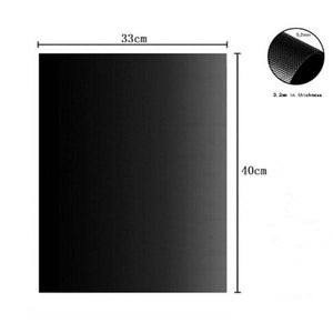 New Product  Teflon Fiber Non-Stick BBQ Grill Mat Barbecue Baking Grilling Pad Cooking Sheet