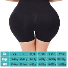 Load image into Gallery viewer, Ladies Fitness Belly Control Seamless Boyshorts  Women Breathable Lift-hip Bodysuit Fitness Slimming Body Shaping Briefs High Waist Shaping Pants