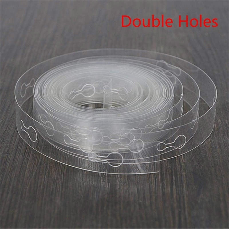 1 Pcs Transparent Party Supplies DIY Balloon Decorating Strip Connect Chain for Celebration Birthday Party Wedding Baby Shower Decoration Valentines Day Event & Party Supplies