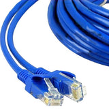15m 50FT/30m 100FT Network LAN Ethernet RJ45 CAT5 CAT5E Patch Cable Lead UTP Cord Blue