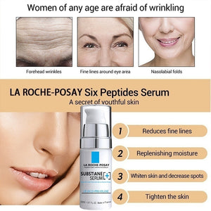 LA ROCHE-POSAY Moisturizing Cream, Moisturizing, Whitening and Wrinkling Cream LABORATOIRE DERMATOLOGIQUE Pore Refining Anti Aging Essence 10ml/15ml/20ml