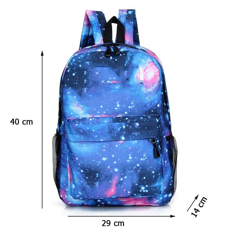 Stranger Things Boys Girls School Bags Canvas Backpack Students Laptop Backpack for Teenagers Travel Bag Women Men Daily Backpack