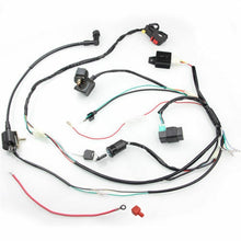 Load image into Gallery viewer, CDI Wiring Harness Electronic Harness Wire Engine Set Fit For 50cc 70cc 90cc 110cc PIT Quad Dirt Bike ATV Dune Buggy Off-Road Motorcycle