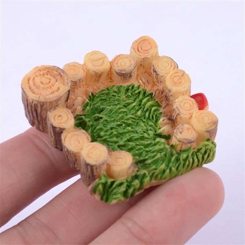 1 Piece Pool Miniatures Fairy Garden Decoration Micro Landscapes DIY Resin Craft Accessories