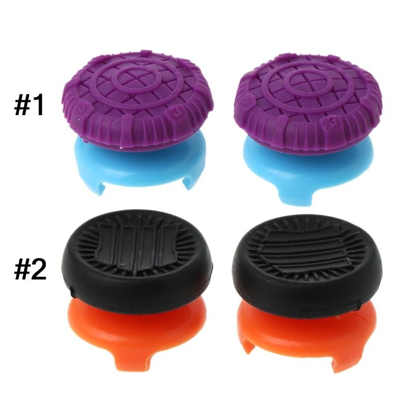 1 Pair Thumbstick Cover Caps Thumb Grip Joystick Game Accessories for XBOX One Console Controller  GEE