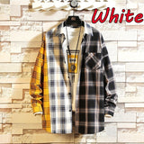 S-U-G-A with The Same Paragraph XS - 2XL Three-color Stitching Neutral Jacket