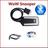 2019 New TCS CDP Pro Wow Snooper and 5.008 R2 Keygen Software Support Multi-language with Bluetooths for Cars Trucks Diagnostics Tool