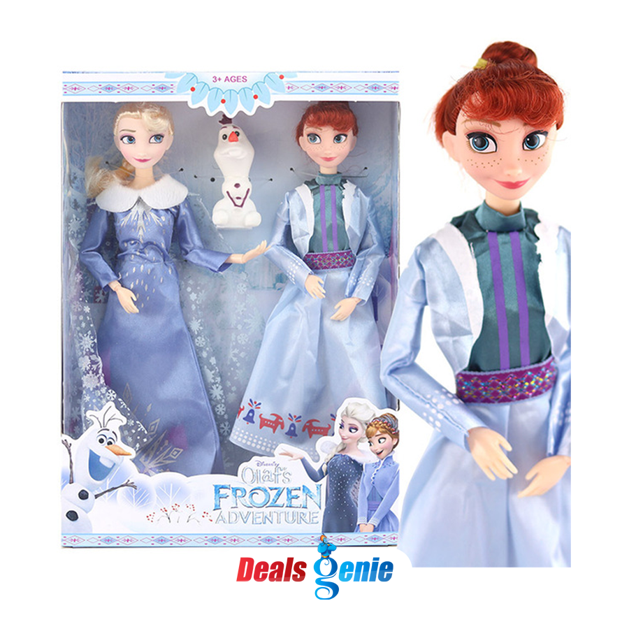 Frozen ‌2‌ ‌Barbie‌ ‌Dolls‌