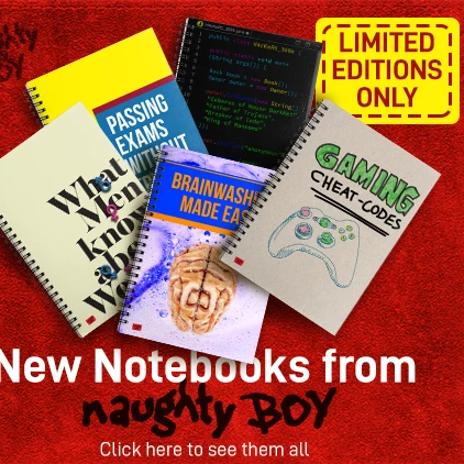 FUN Limited Edition Notebooks