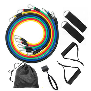 KIT FITNESS 11 PÇS