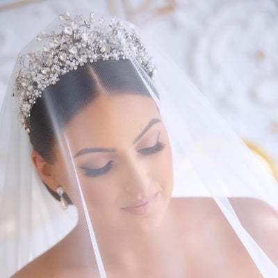 Georgette's Bridal Crown