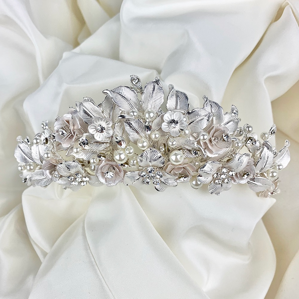 Custom Tiara for Bride to Be