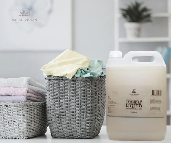Why you should be using a Natural Laundry Liquid.