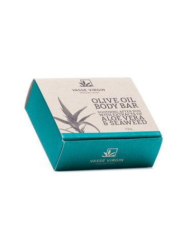 Aloe Vera Seaweed Boxed Body Bar